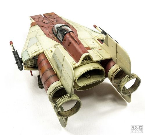 Rz 1 A Wing Interceptor: 3772 Best Scifi And Space Models Images On Pinterest