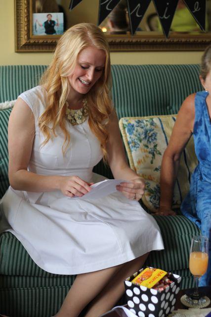 Halifax Wedding Bridal Shower | thedomesticblonde.com