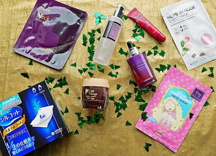 The ultimate holiday gift guide 2017 with Korean beauty products! Perfect additions to your Korean beauty routine. {korean makeup, asian beauty, asian makeup, k-beauty, korean beauty tips, korean beauty secrets}