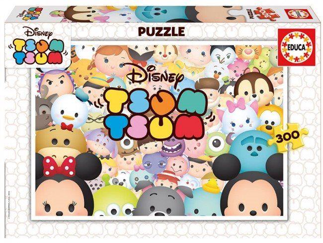EDUCA Puzzle Tsum Tsum 300 dílků