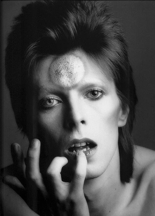 David Bowie: His iconic eyes, where one pupil is smaller than the other, was actually the result of a punch to the head, permanently paralyzing his pupil so it cannot dilate or contract. And all over a girl....