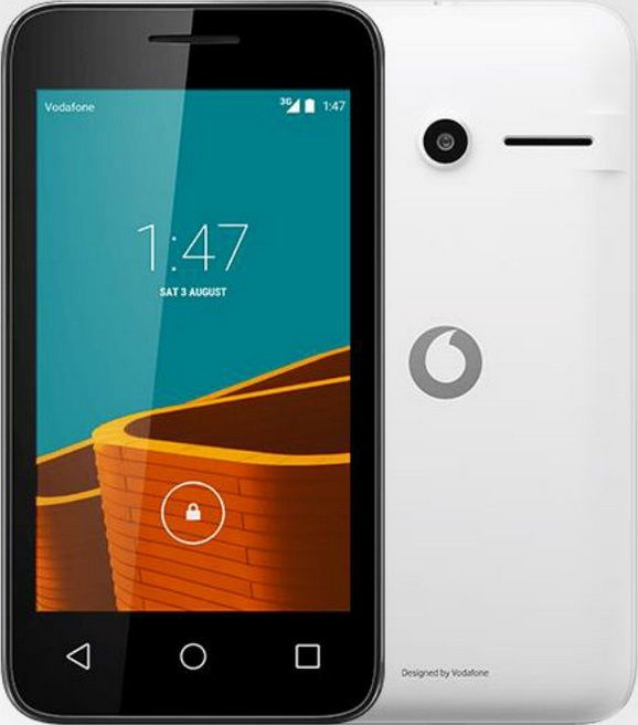 02/07/15 - Vodafone Smart First 6 White released on Pay As You Go deals
