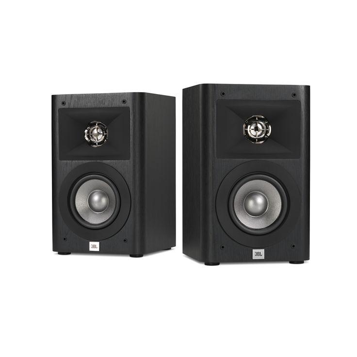 """JBL STUDIO 220  Legendarisch geluid. Flexibele opstelling. Voor mensen die altijd weten wat ze in een luidsprekersysteem zoeken en die bovendien flexibiliteit verlangen: hebben wij de nieuwe JBL Studio 220 2-weg boekenplank luidsprekers. De Studio 220 onderdeel van de baanbrekende 10-delige JBL Studio 2 luidspreker serie voert u naar een wereld waar legendarisch geluid en geavanceerde technologie hand-in-hand gaan in het creëren van een ongekende luisterervaring. De Studio 220's 4"""" PolyPlas…"""