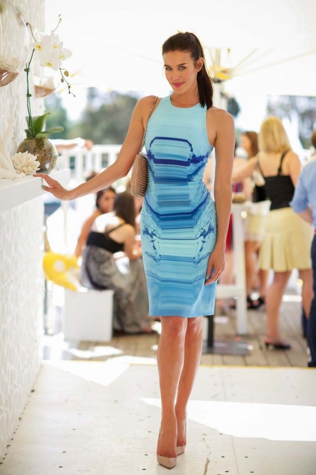 Street style: Paspaley Polo in the City gallery - Vogue Australia