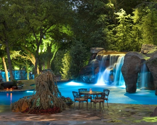Pool Waterfalls Designs pool waterfall designs part 1 pool design and build Swimming Pool Design Pictures Remodel Decor And Ideas Page 69
