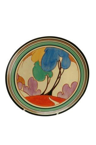 Clarice Cliff - Autumn pattern
