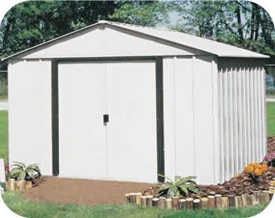 Arlington 10x12 Arrow Storage Shed Kit