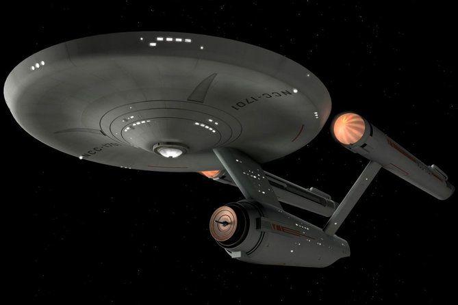 The 15 Best Ships on Star Trek, from V-ger to the USS Vengeance