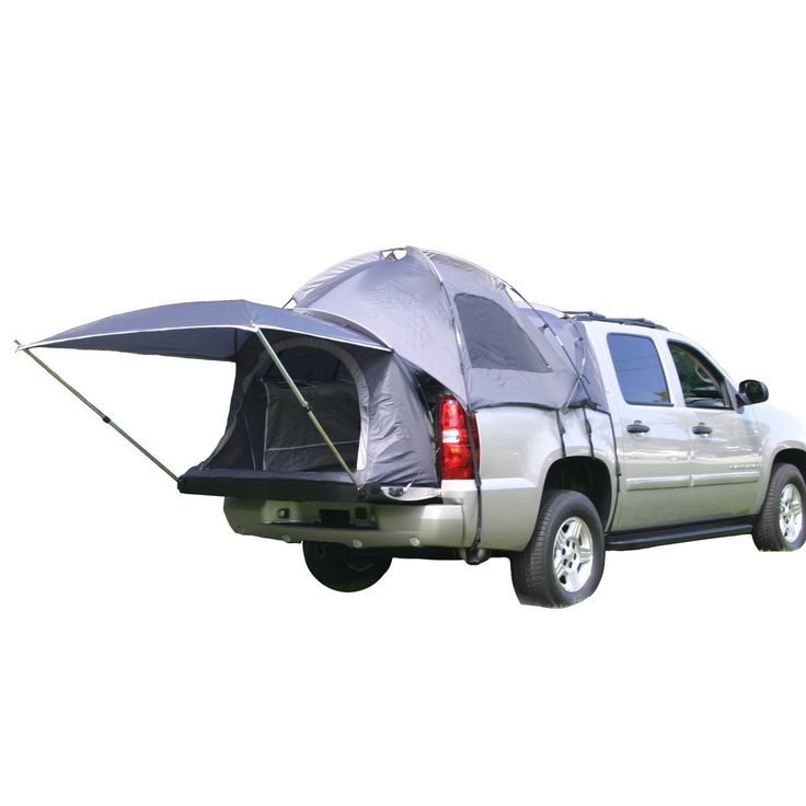 Have to have it. Napier Outdoors Sportz #99949 2 Person Avalanche Truck Tent - 5.6 ft. - $233.98 @hayneedle