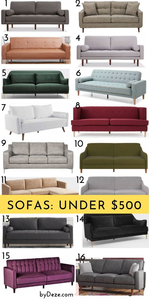 How to Buy a Cheap Sofa or Couch online and furnish your living