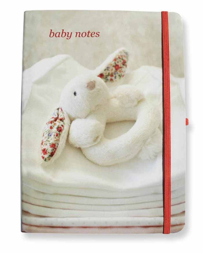 Baby Notes Journal — PJ's and Prose