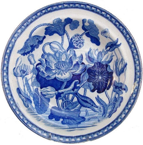 Wedgwood water lily c.1811