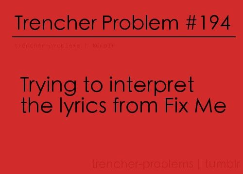Trencher Problem #194