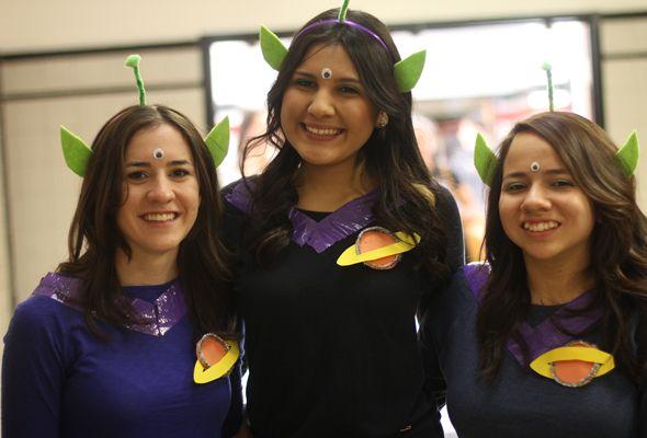Team halloween costume