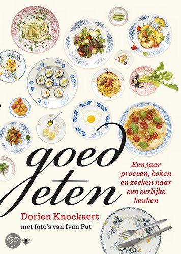 bol.com   Goed eten, Dorien Knockaert   9789085423386   Boeken
