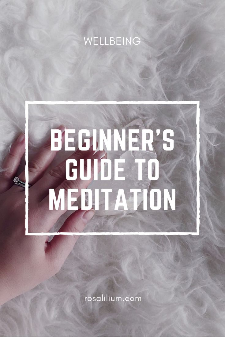 A beginners guide to meditation - 18 tips to help you get started.  Meditation is a practice that takes time to cultivate. There are many approaches to meditation and finding your own techniques takes time. Meditation can give you clarity, focus, joy, peace, and helps with productivity. It's good for the mind and the body. Whether you are spiritual or looking to learn to live mindfully, meditation is a practice that only helps.   #meditation #mindfulness #selfcare #wellness #wellbeing…