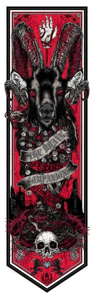 Rhys-Cooper-Game-Of-Thrones-BRAVE-COMPANIONS-BLOODY-MUMMERS-Black-Goat-Call-the-Banner-Series-2