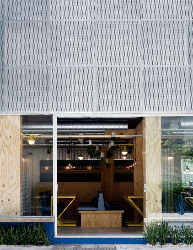 Suite Arquitetos, Ricardo Bassetti · Bien! Restaurant