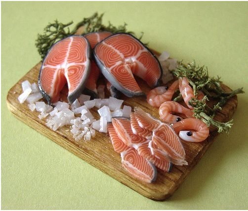 17 Best Images About Miniature Seafood Shack On Pinterest