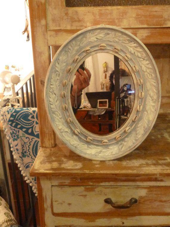 Specchio ovale piccolo