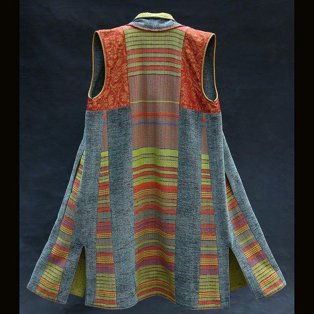 Sweater refashion inspiration!      Yarrington, Lynn 01 by Pennsylvania Guild of Craftsmen,