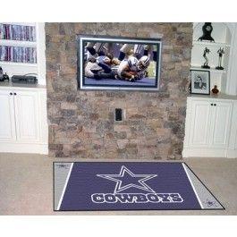 Rug Cleaners Dallas Cowboys X ft Area Rug Floor Door Carpet Mat