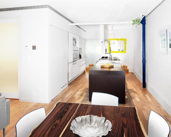 Modern Kitchen Lounge