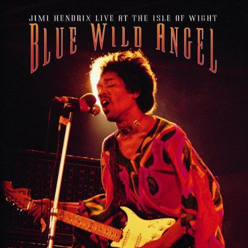Jimi Hendrix Album Covers | Angel Jimi Hendrix Live At The Isle Of Wight Album Cover, Jimi Hendrix ...