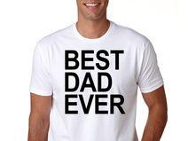 Best Dad Ever koszulka prezent dla ojca BD1