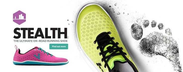 Run barefooted. http://www.thewalkingcompany.com.au/stealth-wmns-3.html #vivobarefoot #barefoot