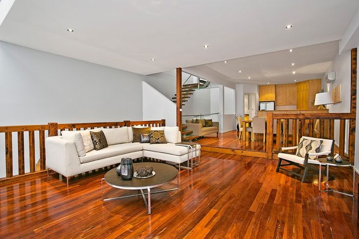 Contemporary living room and the most important part of the home.