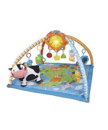 VTech 2-in1 Little Friendlies Playmat - Ben loves his playmat