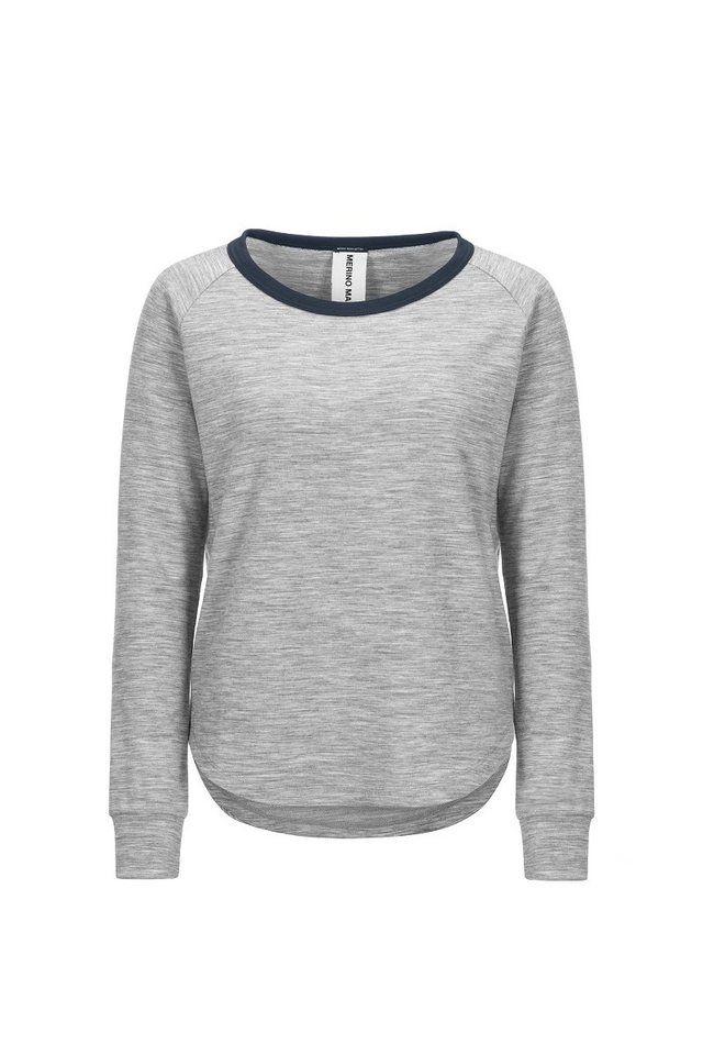 SUPER.NATURAL Sweatshirt »W VACATION LS«