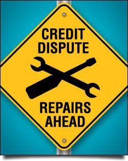 Credit dispute process fix coming soon