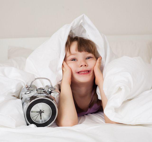 Ύπνος. Η ώρα του ύπνου για τα παιδιά.