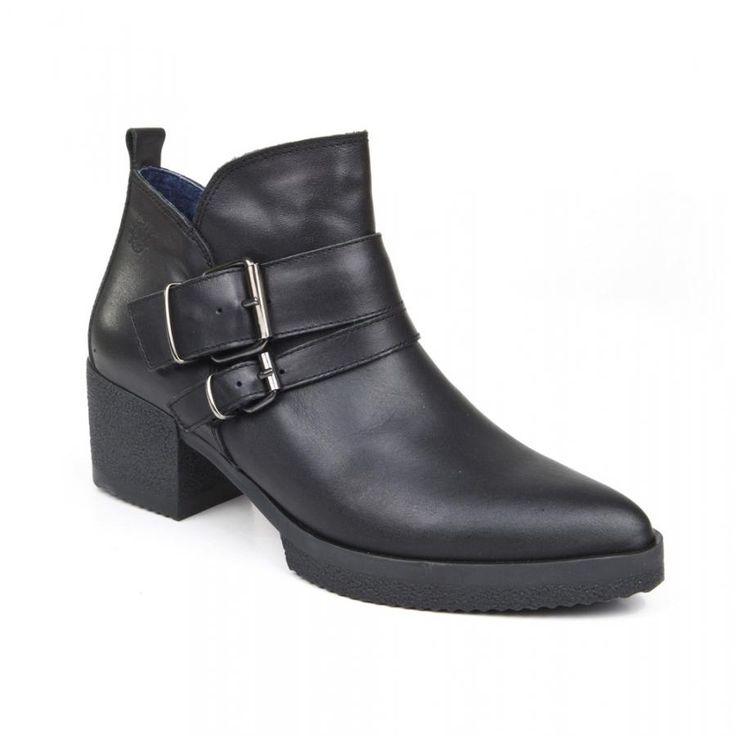York 001 Negro #Yokono #YokonoShoes #ZapatosBlack