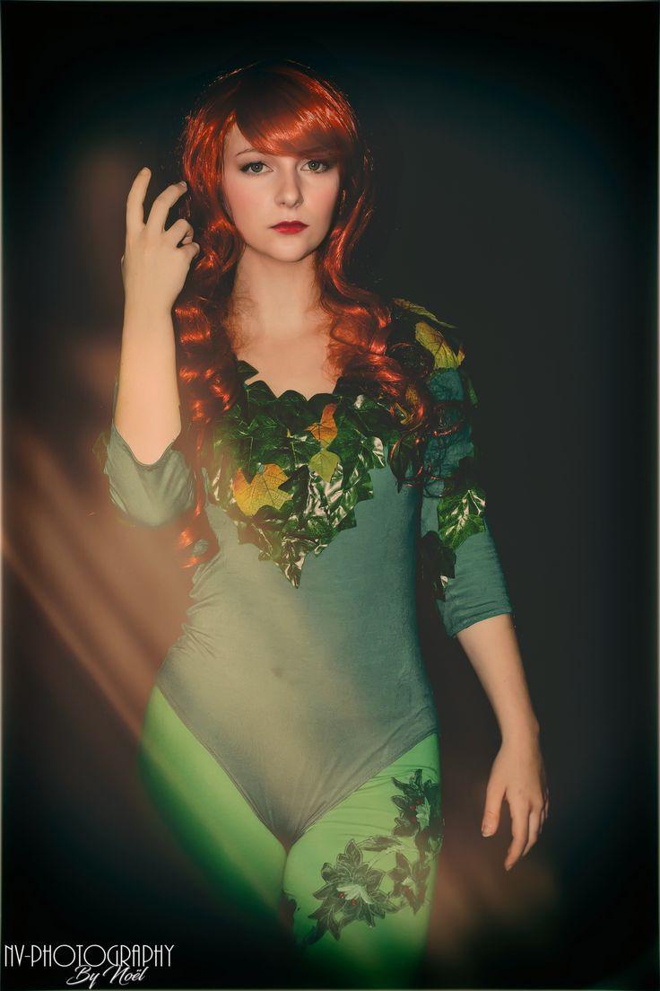 Poison Ivy...  #poisonivy #portrait #shooting #fantasy