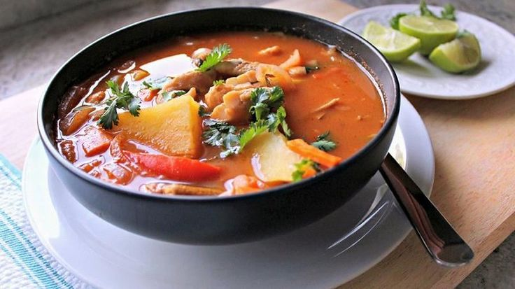 """Cold weather is an open invitation to enjoy delicious soups and broths. This is the recipe for a classic Peruvian dish made with congrio, a fish that abounds the Pacific coast of South America. Famous Chilean author Pablo Neruda even wrote about it in his """"Oda al Caldillo de Congrio"""". Its preparation is very simple and its flavor is delicious."""
