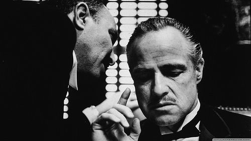 "Is this only about ""Consiglieres""? In Mario Puzo's Godfather Don Corleone  points out, ""Lawyers can steal more money with a briefcase than a thousand men with guns and masks.""  Today, many lawyers work for Don Corleone type families, the National Rifle Association, the American Federation of Teachers... Which set is using its briefcase to steal, harm, or help your family the most? What's the price of a gunned kid?"
