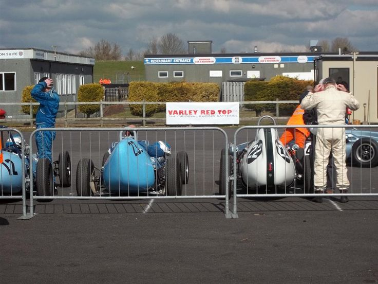 Easter Revival Thruxton 2014, Formula Junior