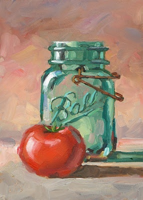 Tom Brown - Canning artwork!  For the kitchen!  I might need this!