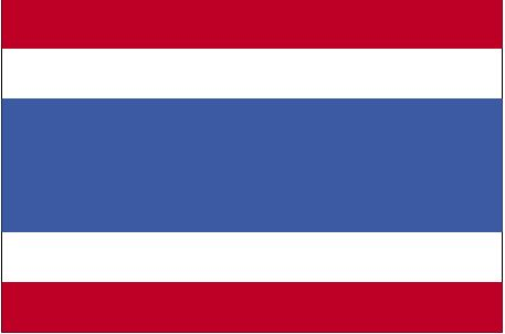 Country Flags: Thailand Flag