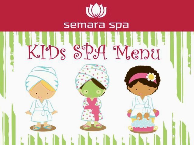 Treat their little fancy fingers and twinkle toes to a mani or pedi, or indulge them in a fabulous facial, mini me massage or happy hair cream bath at Semara Spa in Seminyak, Bali    www.travelling-bali.com