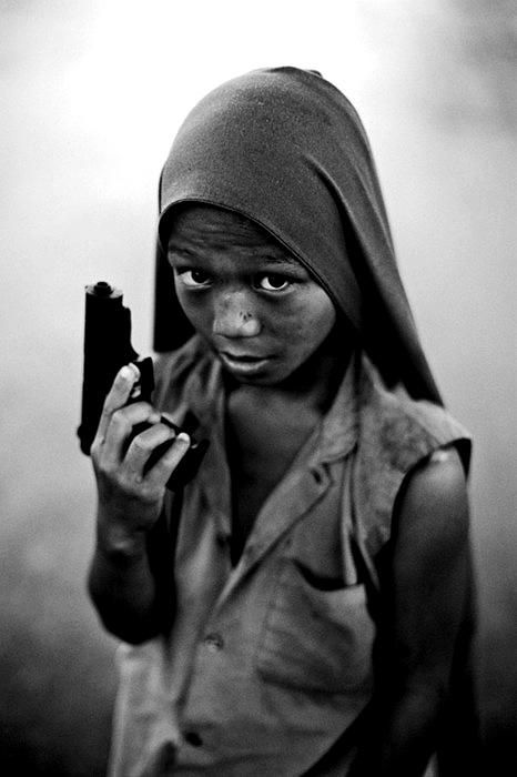 Child Soldiers - Steve McCurry http://stevemccurry.com/galleries/child-soldiers?view=grid