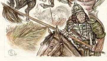 Kyrgyz Cavalry