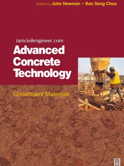 Download Advance Concrete Technology by John Newman Ban Seng Choo Book Free [PDF] | Civil Engineering Blog