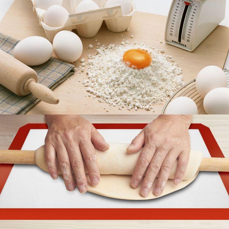Silicone Mat cottura per una sana cucina da The PhatMat