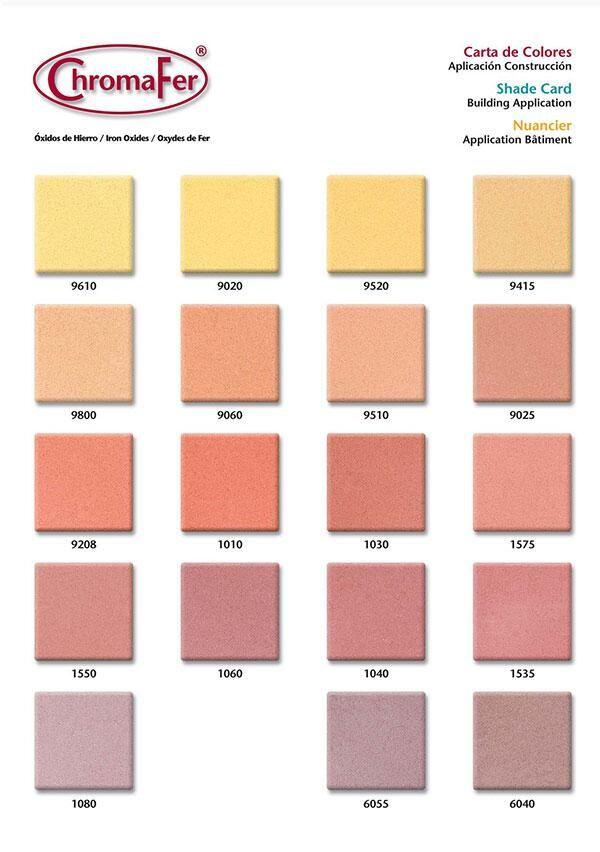 33 mejores im genes sobre cartas de color en pinterest - Gama de colores para interiores ...