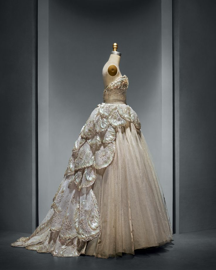 House of Dior (French, founded 1947), Christian Dior (French, 1905–1957)