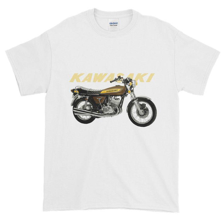 Kawasaki 500 H1 Mach 3 1974 T Shirt | Vox Throttle